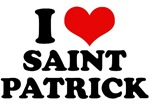 I Heart Saint Patrick T-Shirts