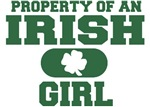Property of an Irish Girl T-Shirts
