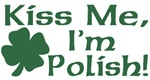 Kiss Me I'm Polish T-Shirts