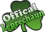 Official Leprechaun Shamrock T-Shirts