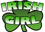 Irish Girl T-Shirts