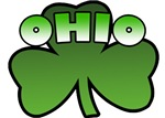 Ohio Shamrock T-Shirts