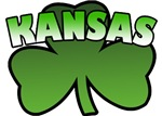 Kansas Shamrock T-Shirts
