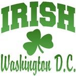 Washington D.C. Irish T-Shirts