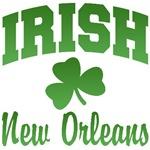 New Orleans Irish T-Shirts