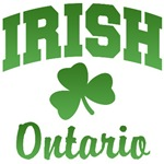 Ontario Irish T-Shirts