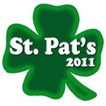 St. Pat's 2011 T-Shirts