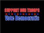 Support our Troops -- Vote Democratic