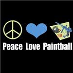Peace Love Paintball