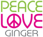 Peace Love Ginger