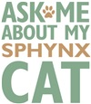 Sphynx Cat Breed Merchandise