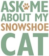 Snowshoe Cat Lover Gift Ideas