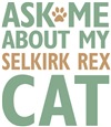 Selkirk Rex Cat Lover Gifts