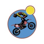 Dirt Bike Stunt Design