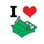 I Heart (Love) Sardines