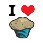 I Heart (Love) Muffins
