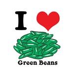 I Heart (Love) Green Beans