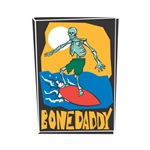 Bone Daddy Surfing Surfer Design