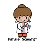 Future Scientist Girl