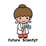 Future Scientist Girl