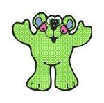 Lime Green Teddy Bear