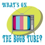 Boob Tube Retro TV Design
