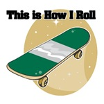 How I Roll (Skateboard)
