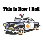 How I Roll (Police Car)