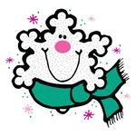 Happy Smiley Snowflake