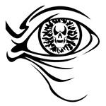 Evil Skull Eyeball