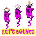 Let's Bounce Kitty Cat