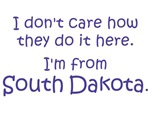 I'm From South Dakota