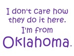 I'm From Oklahoma