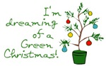 Dreaming of a Green Christmas