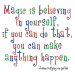 Magic-Believe in Yourself