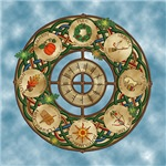 Celtic Wheel of the Year Bed & Bath