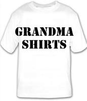 Grandma Shirts
