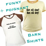 funny barn shirts