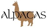 alpacas - text and logo t-shirts and gifts