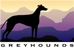Greyhound Purple Mountains