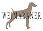 Weimaraner Greytones