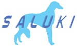 Saluki Blue w/ Text