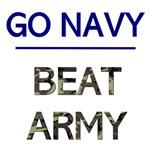 Go Navy, Beat Army Shirts