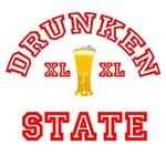 Drunken State Beer T Shirts