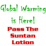 Funny Global Warming T-shirts