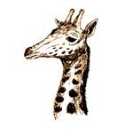 Cute Giraffe Presents