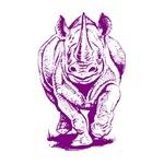 Rhino T-shirts, Rhino Mugs, Rhinoasarus Gifts