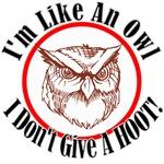 I'm Like An Owl