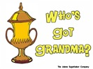 Grandma's Cremation Urn