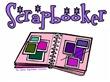 Scrapbooker Scrapper Memory Book
